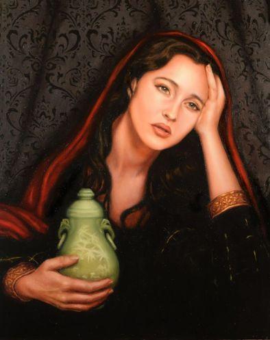 Mary Magdelene the Penitent
