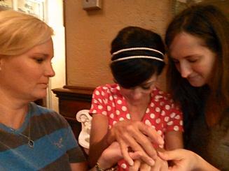 Eva, Amber and Me