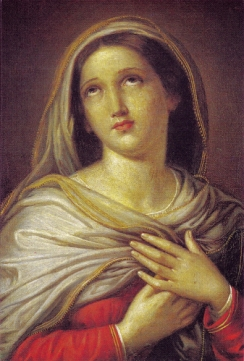Our lady of humility