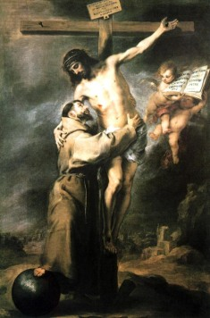 murillo_esteban_st_francis_embracing_the_crucified_christ