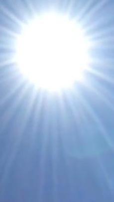 Sun Taken in St Louis