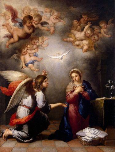 Murillo Annunciation