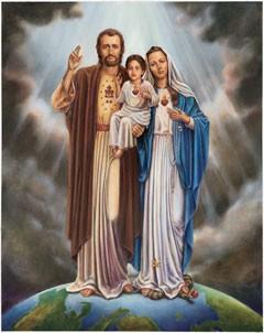 Holy Family Fatima