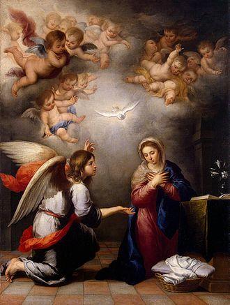 Annunciation 330px-Bartolomé_Esteban_Perez_Murillo_023