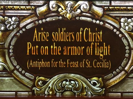 Antiphon of Cecilia
