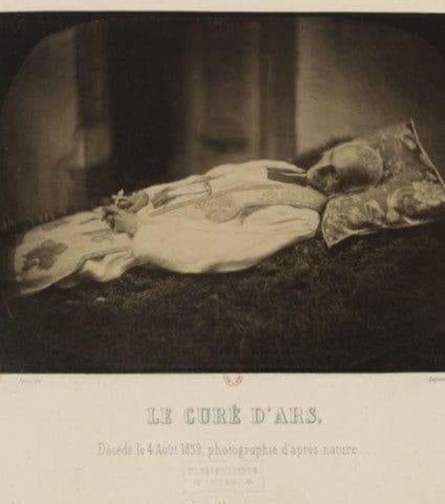 Saint John Vianney death