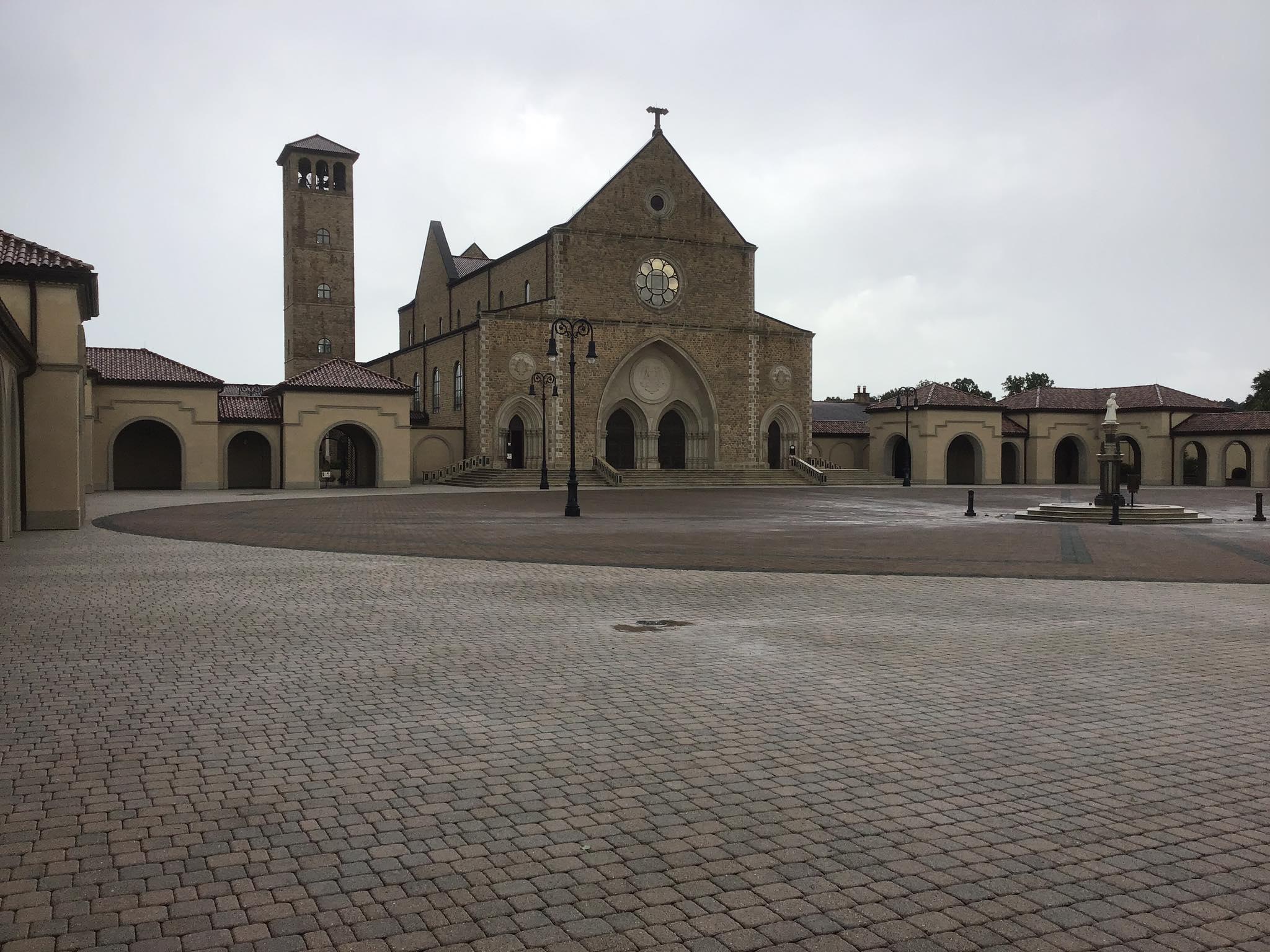 Shrine of the Mostt Blessed Sacrament